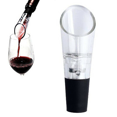 New Arrival Healthy Life Wine Bottle Aerator Spout Aerating Decanter Pourer
