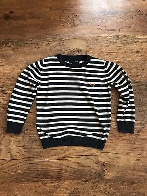 Boys Fred Perry Jumper Age 2-3