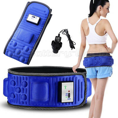 Electric Lose Weight Waist Massage Fat Burning Slimming Fitness Vibration Belt