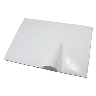 A4 Matte Glossy White Printable Self Adhesive Sticker Paper Label Laser Printing