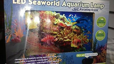 led seaworld aquarium lamp