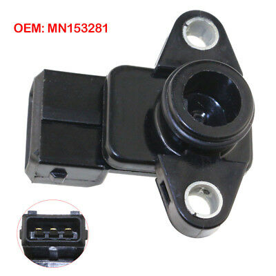 MAP Sensor For Mitsubishi Eclipse Galant Lancer Outlander 2.0L 2.4L 3.0L 3.8L