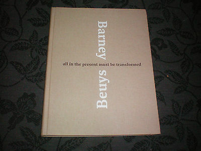 Matthew Barney & Joseph Beuys All in the Present Must Be Transformed 2006