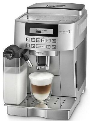 Delonghi Magnifica S Cappuccino Fully Automatic Coffee Machine ORP $1995.00