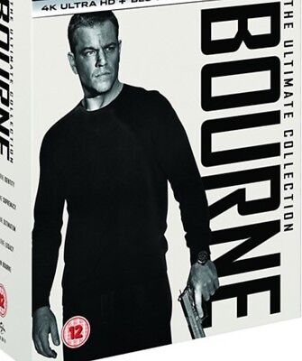 Bourne: The Ultimate 5-movie Collection ULTRAVIOLET digital HD code