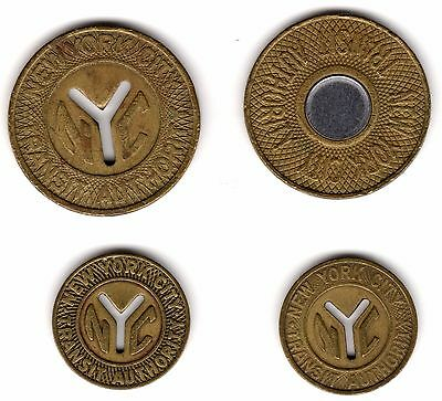 New York City Transport Tokens***Collectors***