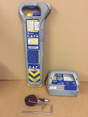 RADIODETECTION CAT3+ CABLE LOCATOR CAT and GENNY
