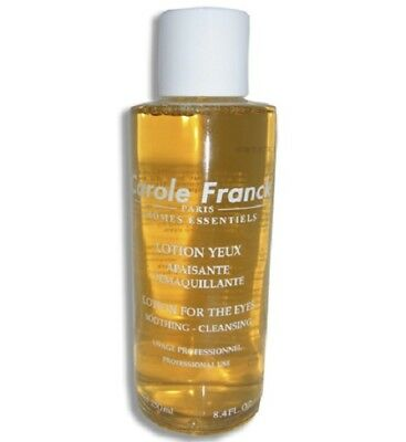 Carole Franck Soothing Cleansing Eye Lotion / Lotion Yeux Apaisante Démaquillant