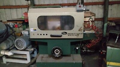 Bridgewood BWM-605 Single Head Moulder.  230V 3ph