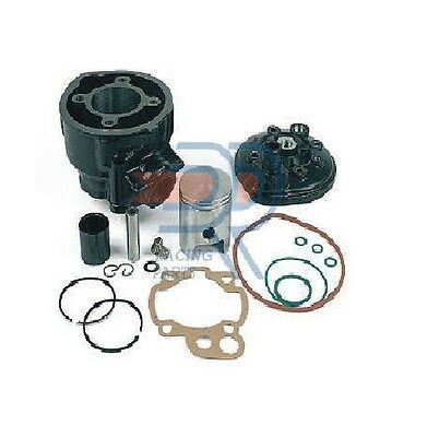 Kt00114 Gruppo Termico Cilindro Dr Modifica Motore 70Cc D.49 Am6 Yamaha Dt R/X