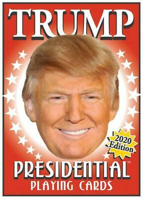 Donald Trump Presidential Playing Cards Make America Great New In Box