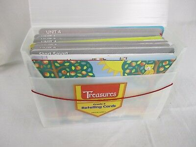 Grade 2 Macmillan McGraw Hill Treasures Set of Retelling Cards Teacher Resources