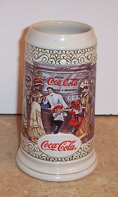 1994 Coca Cola Stein For Your Favorite Drink