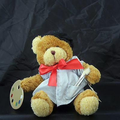 Alphonse the Artist from the  Teddy Bear Collection
