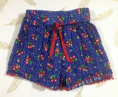Young Hearts By Collette Dinnigan Girls Shorts Size 5