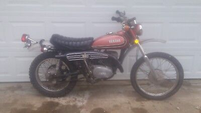 1973 Yamaha DT360  1973 YAMAHA DT360 ENDURO 1 OWNER 5,349 ACTUAL MILES! TITLE IS LOST.