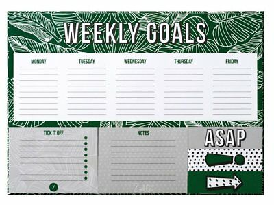 Zoella Weekly Planner, Desk Planner, Birthday / Christmas Gift, Lifestyle