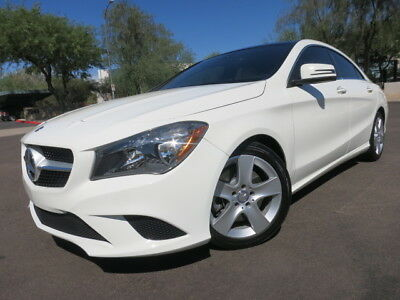 2015 Mercedes-Benz CLA-Class CLA250 Premium 1 Package Navi Heated Seats Pano Back up Cam $40k MSRP 2015 2014 cla250