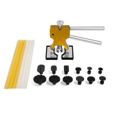 Mookis Paintless Dent Removal, 22PCS Car Repair Kit PDR Tools, Dent Lifter with