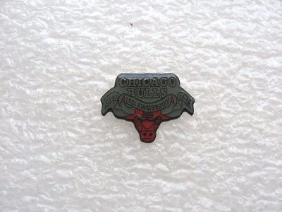 PIN'S CHICAGO BULLS 25ème ANNIVERSARE PINS PIN SPORT BASKET NBA Q12