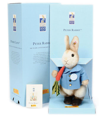 Peluche De Collection - Peter Rabbit - Steiff