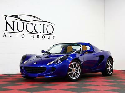 2006 Lotus Elise Convertible 06 Elise - Magnetic Blue / Biscuit - 17K Miles! Touring Pack! Clean One Owner!