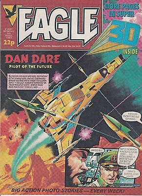 Eagle Comic dated 5 March 1983