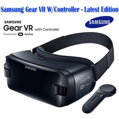 Samsung Galaxy Gear VR 2017 With Motion Controller  (UK Version)