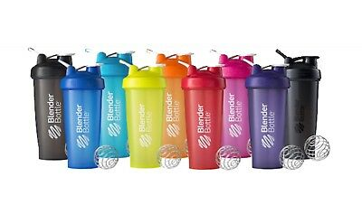 Blender Bottle Classic 28 oz. Shaker | Loop Top | CHOOSE COLOR | FREE SHIPPING