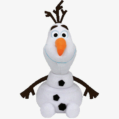 """Olaf 13"""" Snowman from the Disney Movie Frozen - New With Tags!!"""