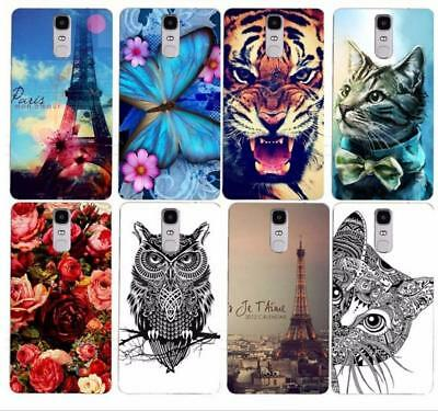 DOOGEE Y6 MAX (6.5 inches) Hard plastic PC case cover print painting 8 models F