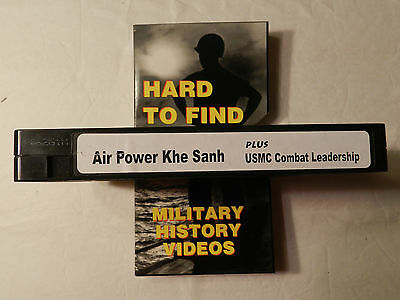 Air Power Khe Sanh & USMC Combat Leadership Vietnam War Traditions Military Vids