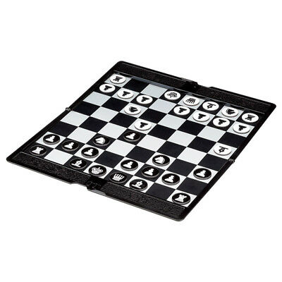Easy Carry Chess Games Portable Chess Set Magnetic Family Travel Games