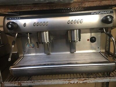 Coffee Machine Commercial Two group