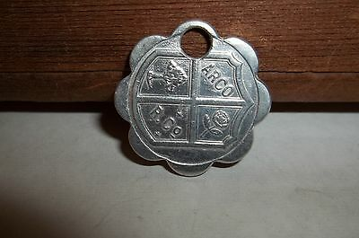 Vintage Charge Token Coin/tag /credit, Pittsburgh