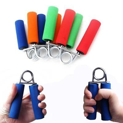 2 PCS Arm Grip Hand Muscle Fitness Wrist Excercise Strength Forearm Training