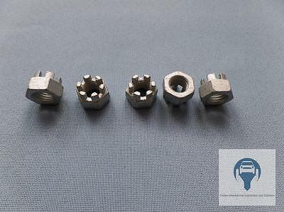 5 x Flange Nut nc112046 Land Rover Discovery Defender
