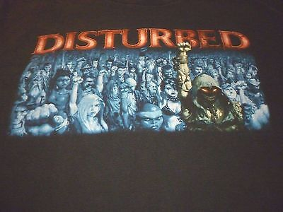 Disturbed Shirt ( Used Size XL )  Good Condition!!!