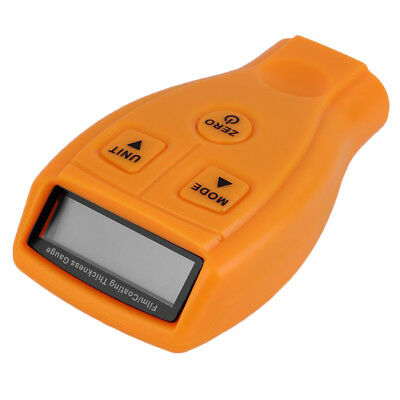 Portable Mini Digital Coating Paint Thickness Gauge Tester for Car Painting