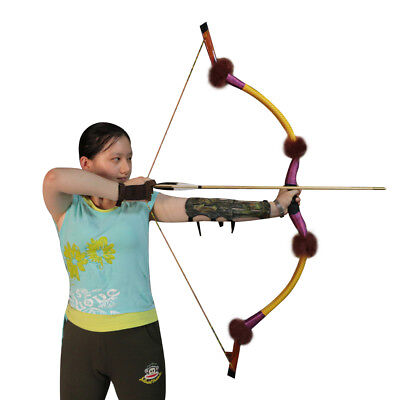 35lbs Hunting Archery Target Horse Longbow Traditional Handmade Recurve Bows