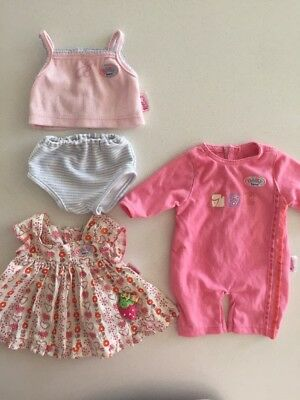 Baby Born Doll Outfits/Clothing - Genuine Brand
