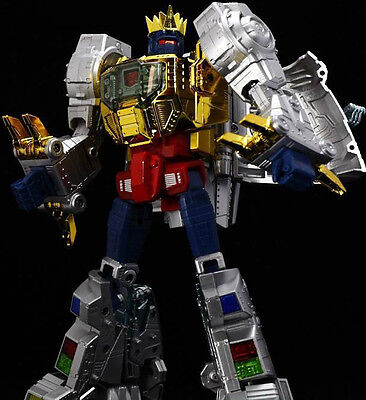 ! AU TAKARA Tomy  TRANSFORMERS MASTERPIECE MP-08X MP08X KING GRIMLOCK