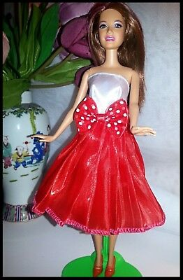 Barbie Doll Clothes Dance Dress Evening/Dress//Outfit/Clothes//Brand New