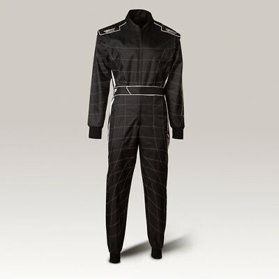 Overalls Red Level 2 with Ain FIA Licence SPECIAL OFFER Kart Overalls Race Suit