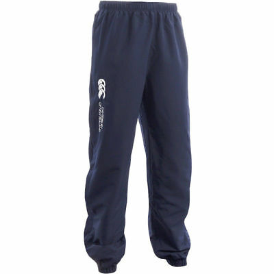 Canterbury Mens Cuffed Stadium Pants Navy & Black