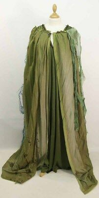 Green Witch/Gothic Costume