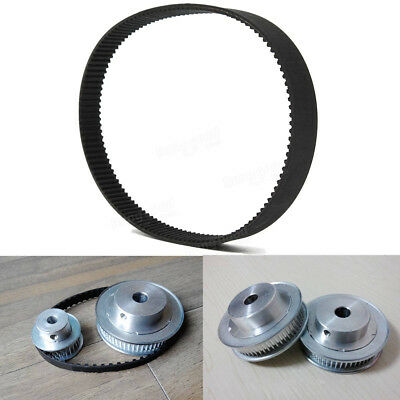 2PC Pulse Drive Belt HTD 384-3M-12 for Electric Razor Scooter