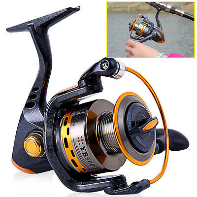 Spinning Fishing Reel Bass for Freshwater Saltwater Fishing Tackle Gear Reels