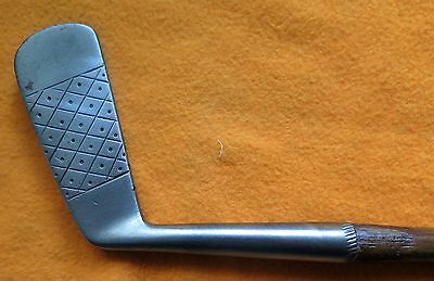 Antique - Putter With Pretty Face - Hickory Golf Club