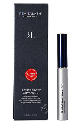 RevitaBrow Advanced Eyebrow Conditioner 3ml New UK